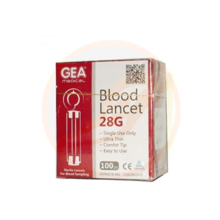 blood lancet gea