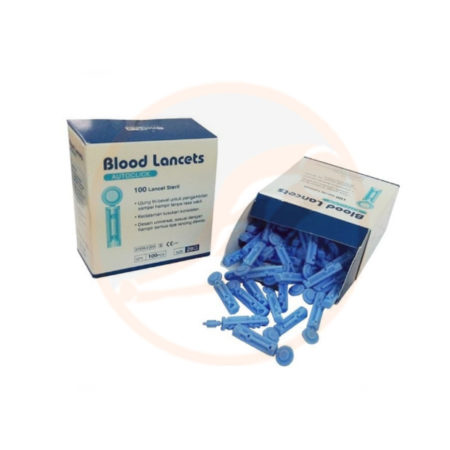 blood lancet onemed
