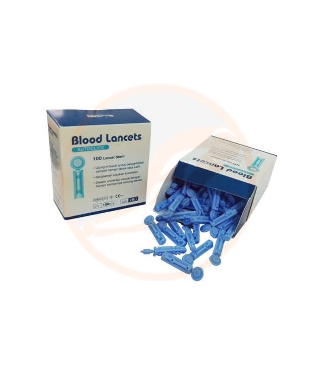 blood lancet onemed