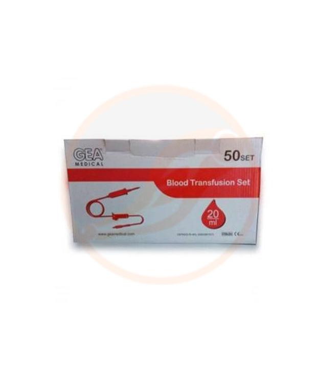 blood transfusion set gea