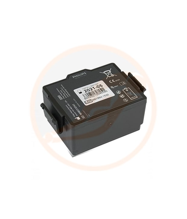 jual baterai aed philips fr3