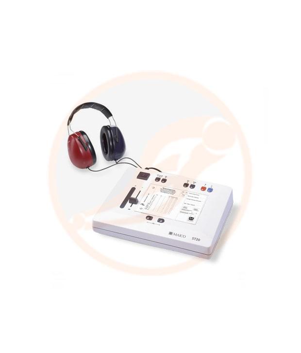 audiometer maico st 20 bc